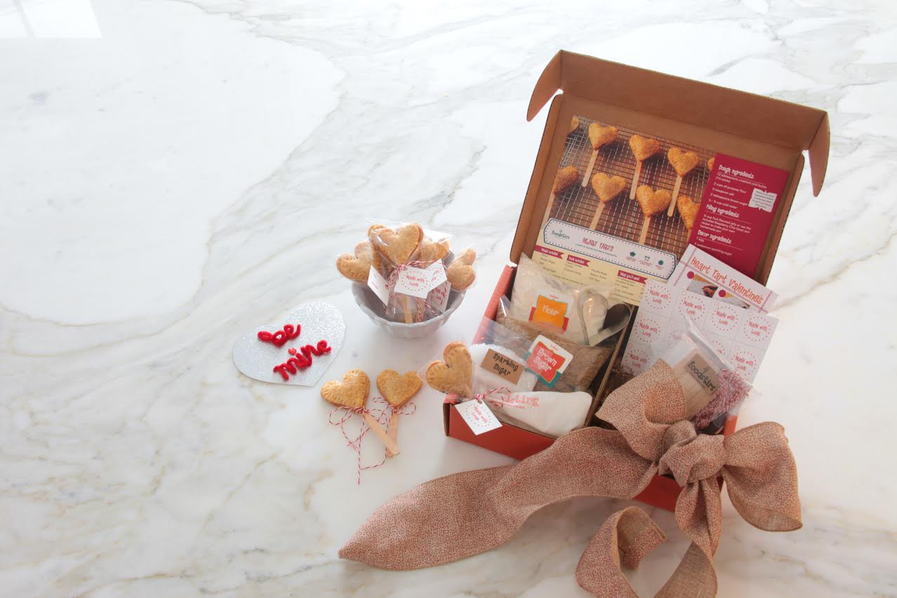 Valentine's Day Cooking Kit for Kids