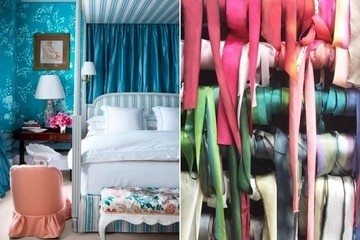 How to Decorate Around Your T.V., Gender-Friendly Kids Rooms, And Rainbow-Colored Ribbons