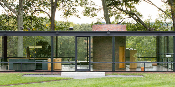 The Iconic Glass House Got Illuminated With Workstead S New
