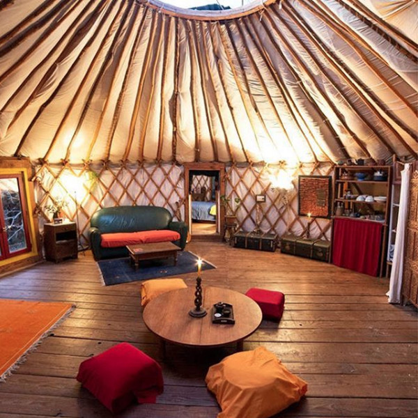 yurt life - alternative homes that will inspire you to make a