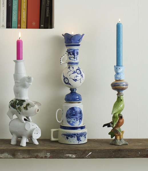 Quirky Candlesticks