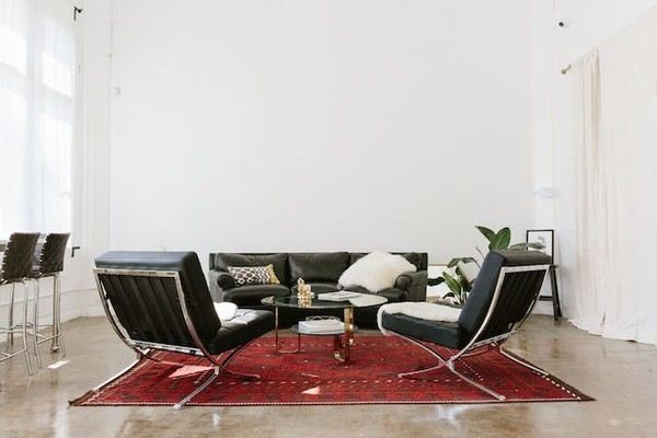 barcelona chair how to seamlessly introduce iconic items into your setup lonny barcelona chair how to seamlessly