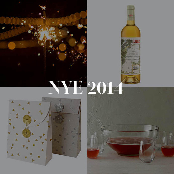 This Not That: New Year's Eve 2014