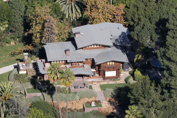The Homes of Hollywood's Highest Paid Actresses
