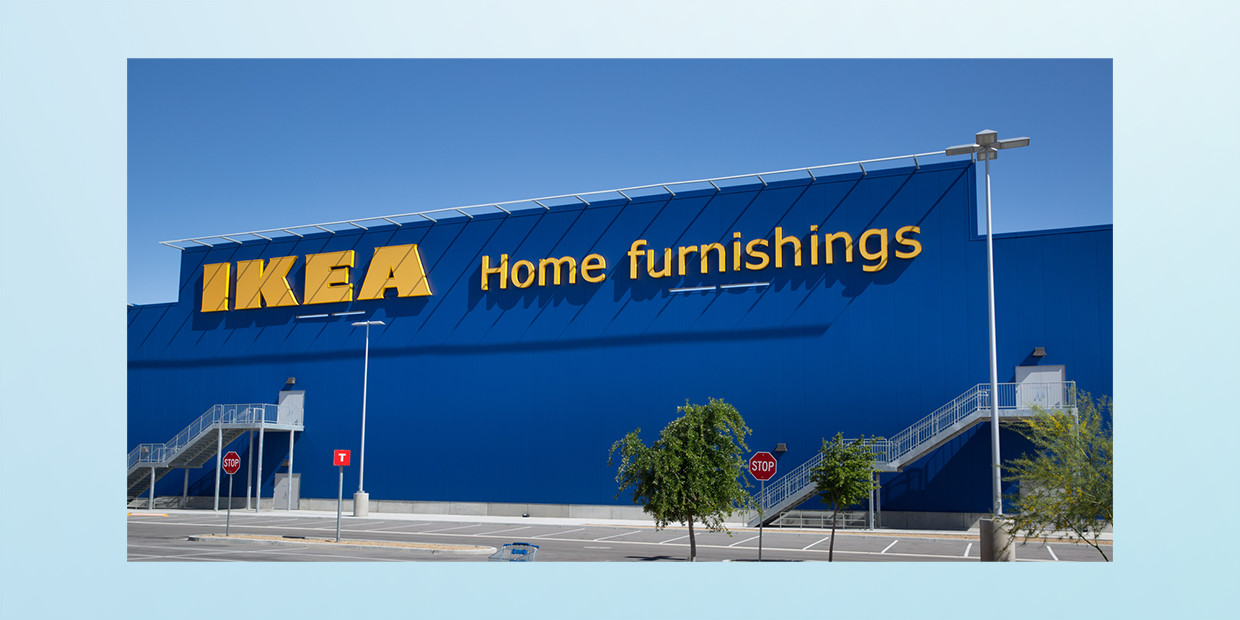 You Can Win A Chance To Actually Sleepover At IKEA
