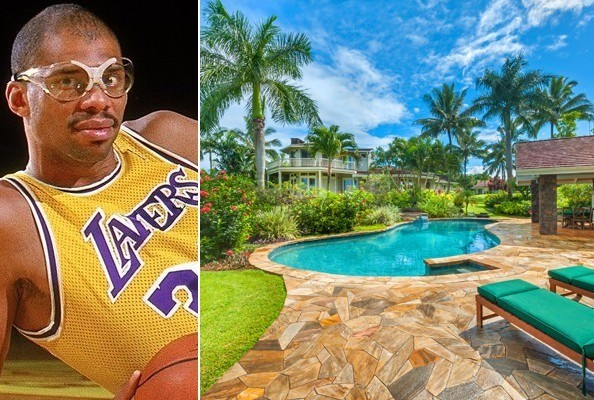 Kareem Abdul-Jabbar's Hawaii Estate