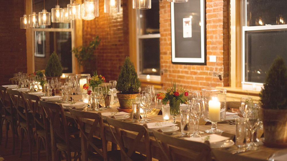 Lauren Bush Lauren Throws a Modern Rustic Dinner Party