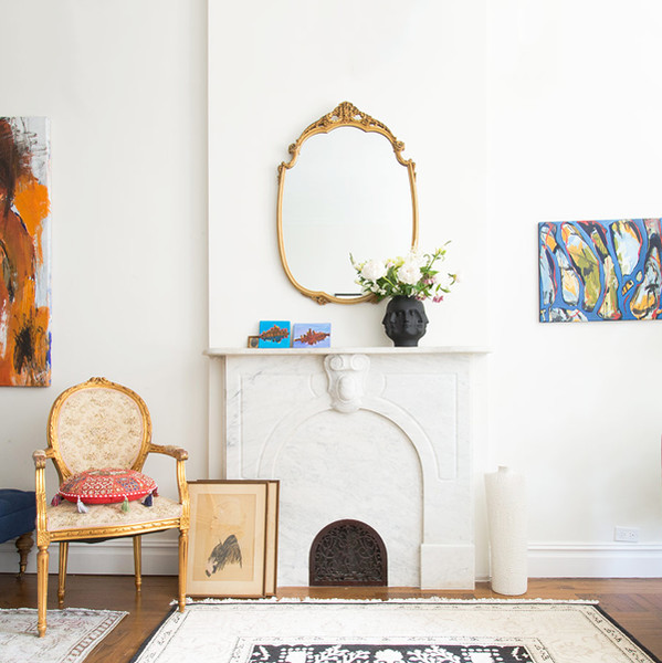 15 Inspiring Fireplaces From Instagram