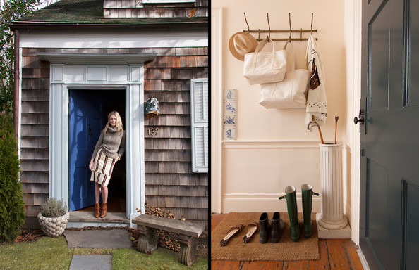 Home Tour: Michelle Smith's Sag Harbor Cottage