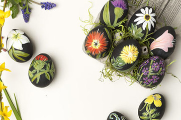 Pinterest Board Of The Week: Elegant Easter Egg Designs