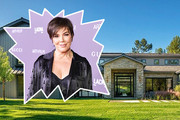 Kris Jenner Just Bought A $9.92 Million Home Across The Street From Kim & Kanye
