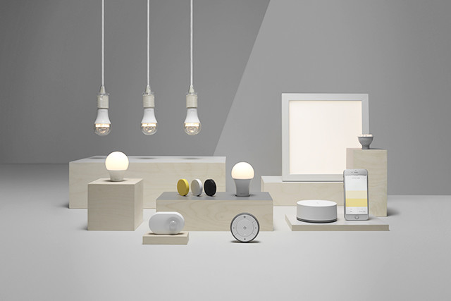 IKEA Reveals New Smart Lighting — We Freak Out