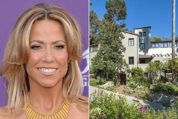 Sheryl Crow's Hollywood Hills Home