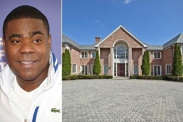 Tracy Morgan Buys Multi-Million Dollar Mansion