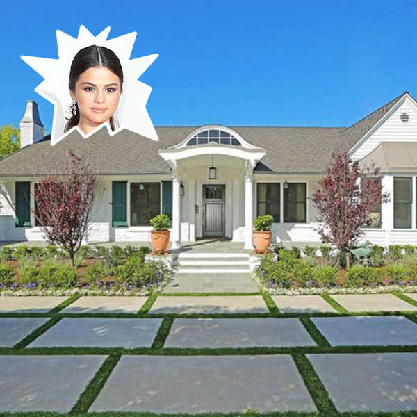 Selena Gomez's New $2.25 Million Studio City Home