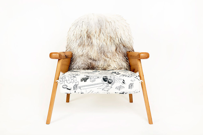 This Furniture Designer's Works Have GREAT Personality