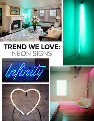 Trend We Love: Neon Signs