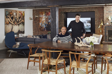 Jason Biggs Makes Over His Home With Help From Wayfair
