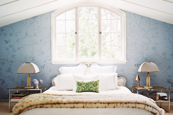 30 Blue Rooms to Make You Rethink Your White Walls