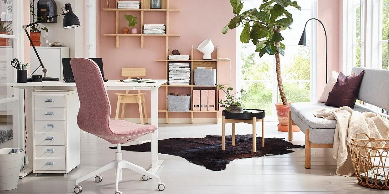 Best Ikea Desks For Your Home Office, Home Office Furniture Ikea