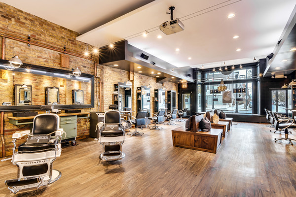 Solo Salon - Top Hair Salons With The Coolest Interiors - Lonny