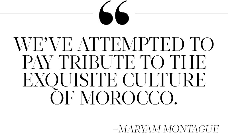 Maryam Montague's Moroccan Oasis