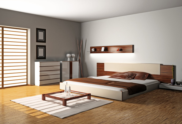 Buddhist Retreat Cool Bedroom Ideas Lonny