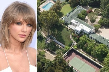 Taylor Swift's $25 Million Beverly Hills Home