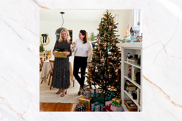Emily Henderson Shows How To Decorate Your First Home For The Holidays