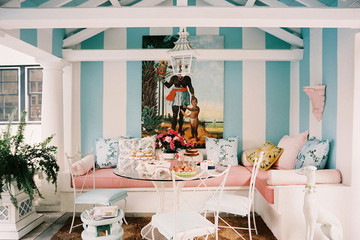 How to Throw a Preppy Summer Party