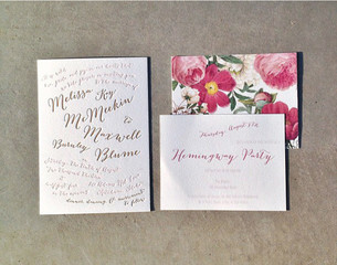 Choosing The Right Medium For Your Wedding Invitations