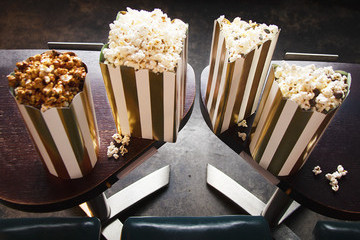 Best Picture-Inspired Popcorn Recipes