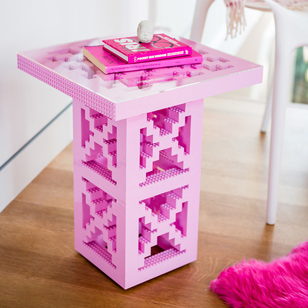 You Can Now Buy Furniture Made Out Of LEGOs