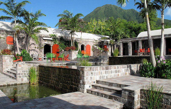 Golden Rock Inn Nevis