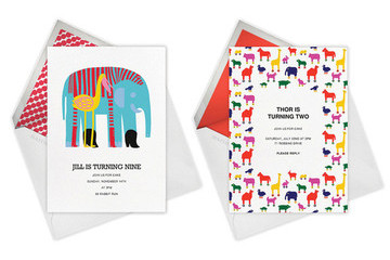 Marimekko and Paperless Post Bring You Your Next Kids' Party Invite