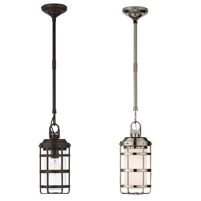 crosby small pendant by ralph home the best