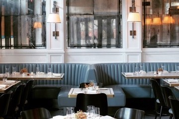 Is this New York's Most Stylish New Restaurant?