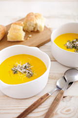 Fall Must-Have: A Better Butternut Squash Soup
