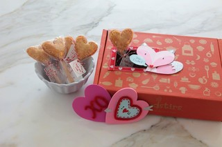 Valentine's-Themed Cooking Kit for Kids