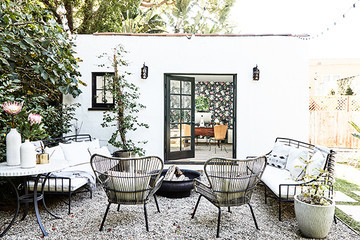 Inside An Interior Designer's Classic Cali-Cool Home