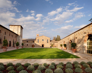 Wish We Were Here: Castello di Casole