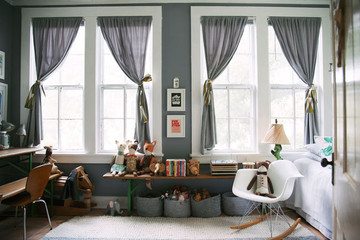 Kids' Room Decor Advice from Anne Sage's New Book