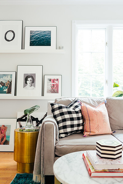 An Eclectic Modern Mix
