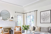 Earthy Accents And Attainable Finds Complete This Cozy Family Home
