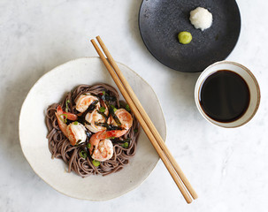 A Cold Soba Noodle Recipe For Hot Summer Nights
