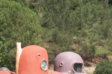 The Famous Flintstones' House Is Now On Airbnb