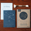 Stitch the Stars Calendar Kit by Heather Lins Home
