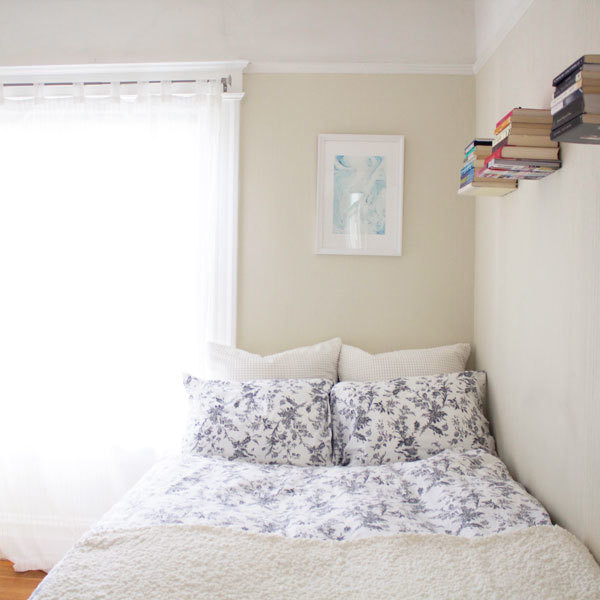 How To Make A Tiny Rented Room Feel SO You