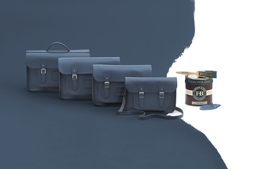 Farrow & Ball for Cambridge Satchel Co.