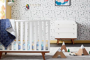 West Elm x Pottery Barn Kids Is A Mid-Century Dream Come True
